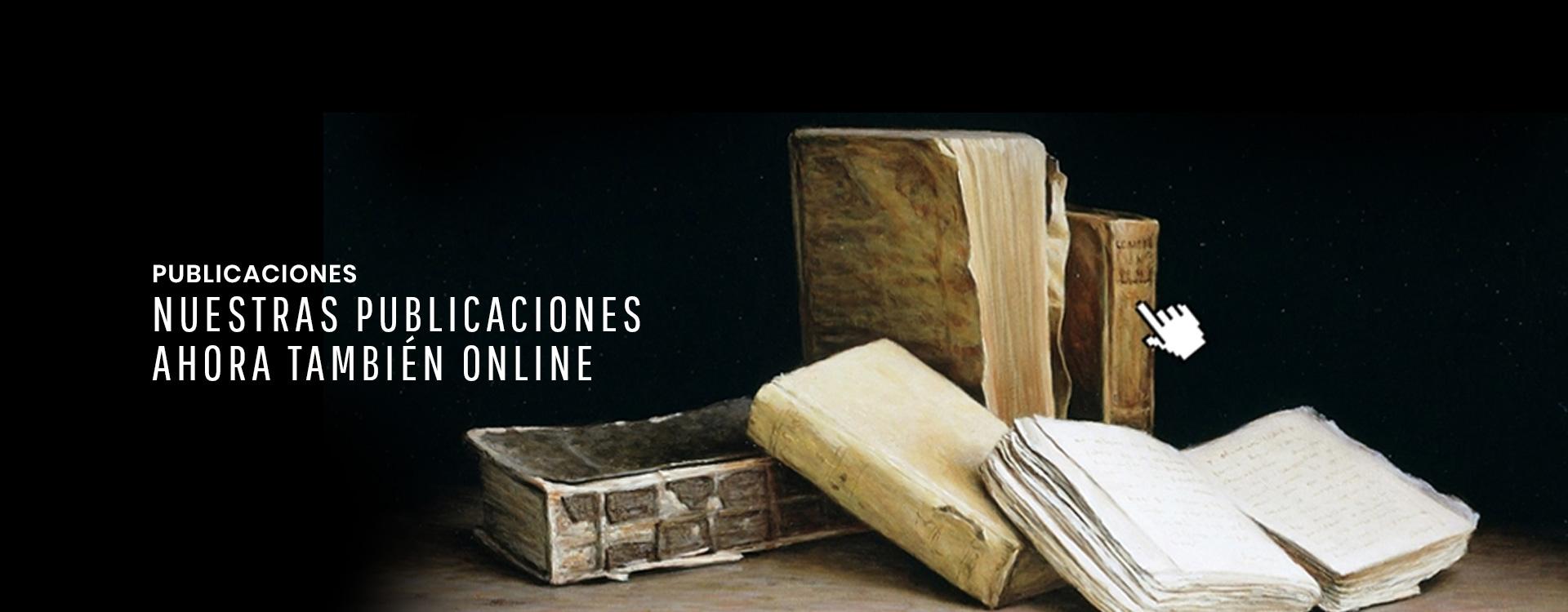 Publicaciones en papel, ahora también online