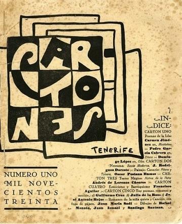 Cartones- poemas