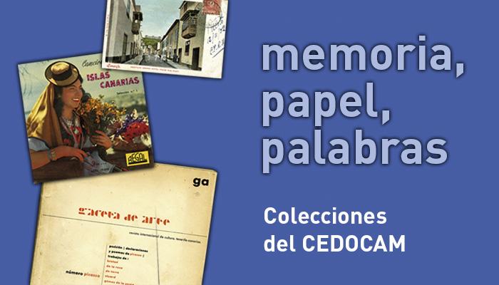colecciones CEDOCAM
