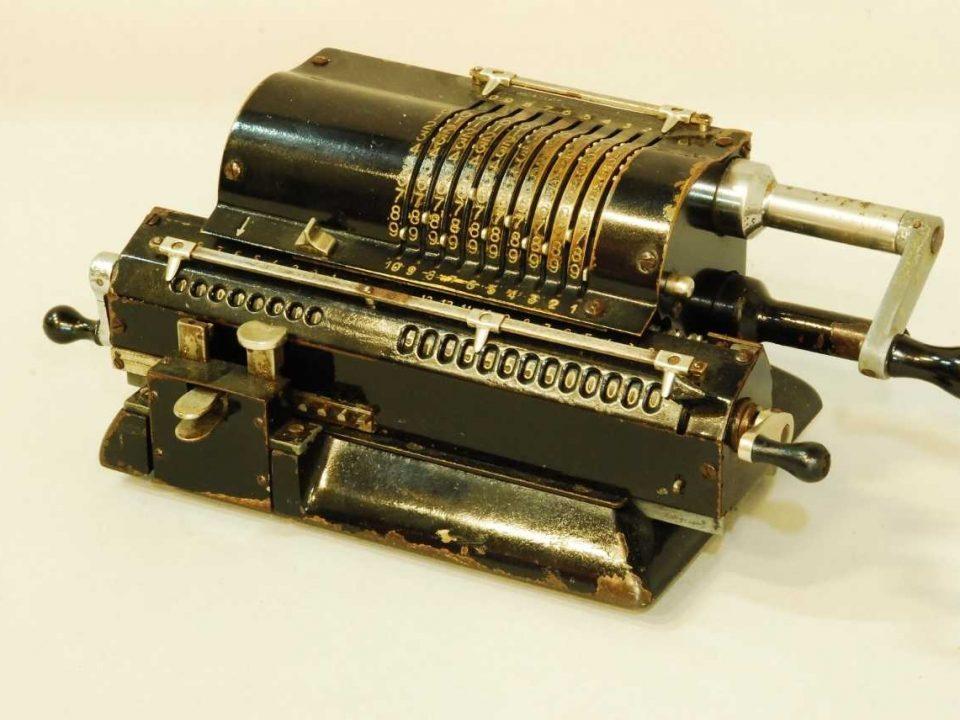 Calculadora Triumphator