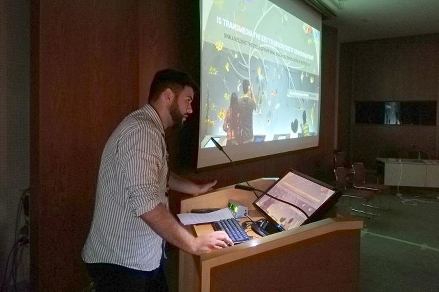 El MUNA, presente en la 25 Conferencia General Trienal del ICOM en Kioto a través una conferencia impartida por un alumno de doctorado de la ULL