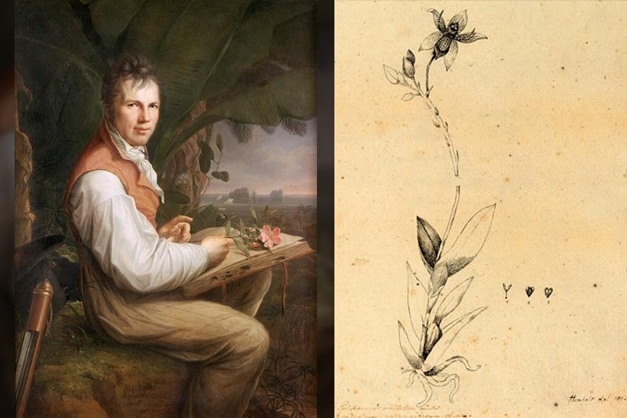 La directora del Museo de Ciencias Naturales imparte una charla sobre Alexander Humboldt