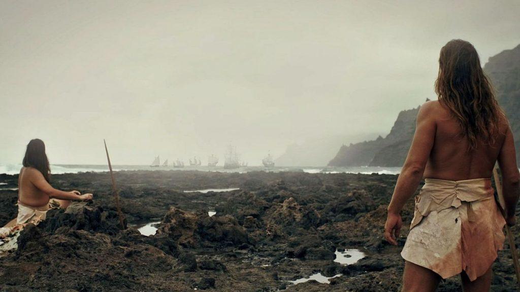 "Fotograma del documental ""Las momias guanches"""