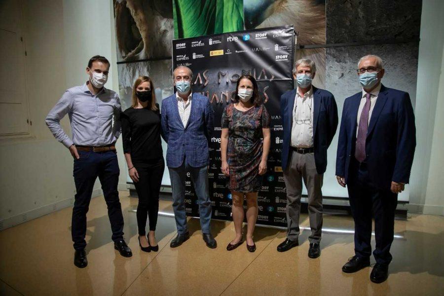 """Presentación documental """"Las momias guanches"""""""