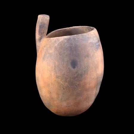 Vasija de la Colección Hermógenes Afonso