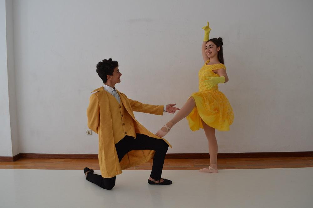 Ballet Patricia Monroy