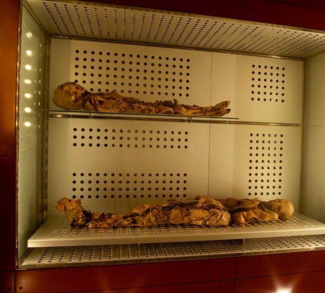 El mundo funerario