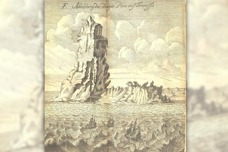 Monográfico en relación al curso «Volcanología y elementos geológicos.