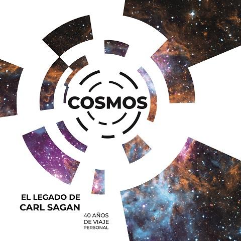 Cartel COSMOS y el legado de Carl Sagan