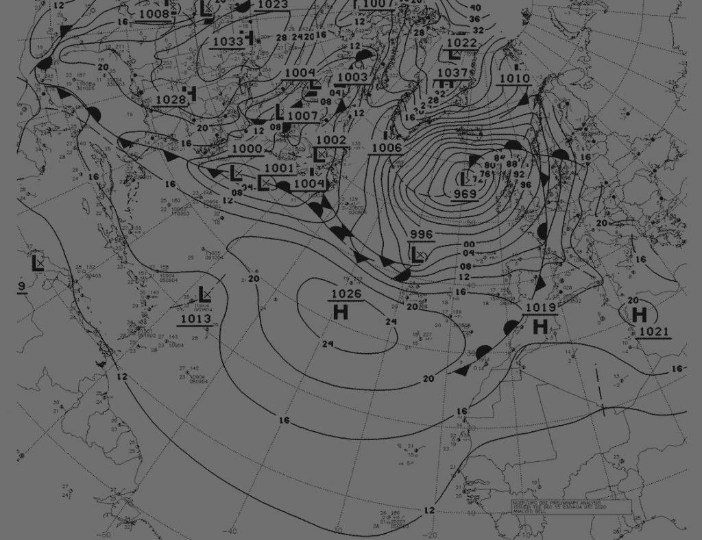 Sección «El clima en Canarias»