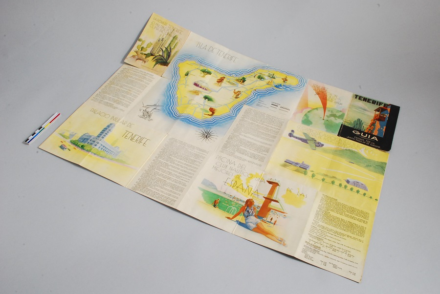 Guía turística (Registro de salida)