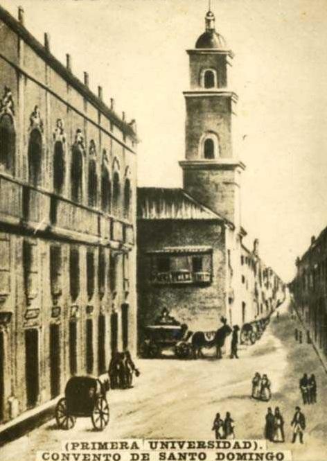 Universidad Convento Santo Domingo