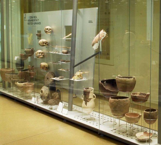 Sala cerámica MUNA