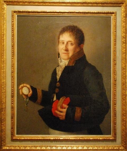 Manuel de Rivas, relojero de Cámara