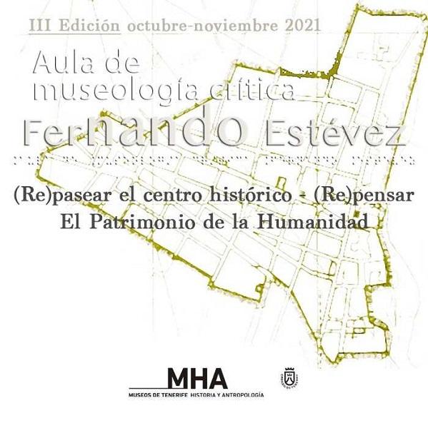Aula museología crítica Fernando Estévez